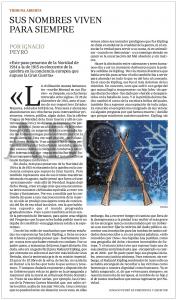 Sus nombres viven para siempre - ABC - Ignacio Peyró