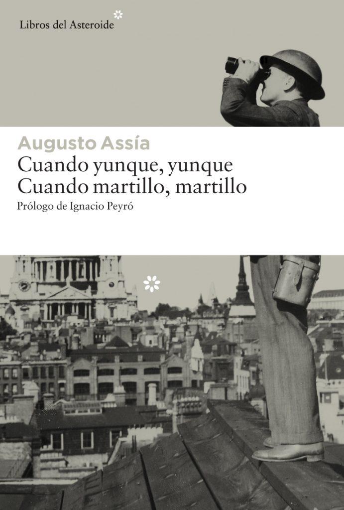 Cuando yunque, yunque. Cuando martillo, martillo. - Elba - Traducción de Ignacio Pyeró
