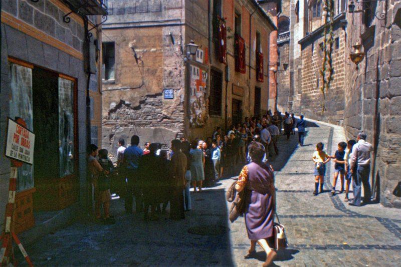 Toledo Elecciones 15 Jun 77 - Autor: Magica (Wikipedia Commons) - La hora de los moderados