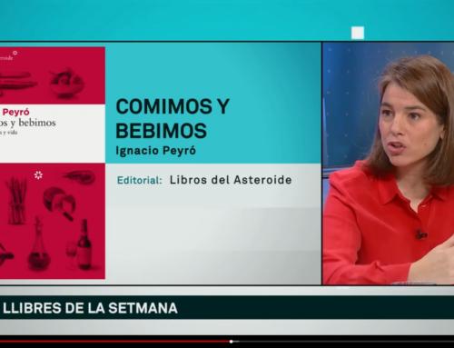 Anna Guitart en Els matins de TV3