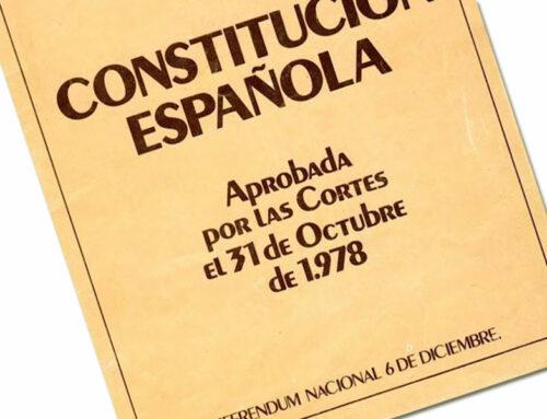 Libro sobre la Constitución de 1978