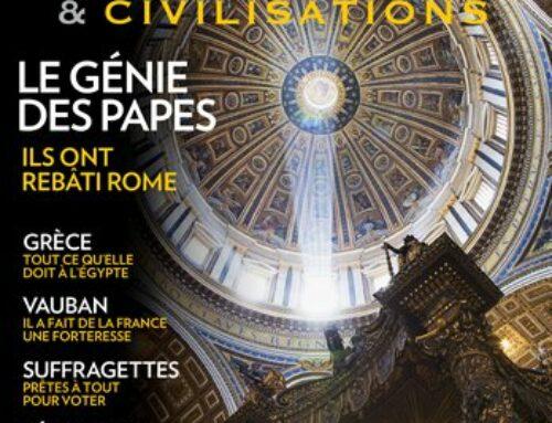 En Histoire et civilisations, de National Geographic/Le Monde