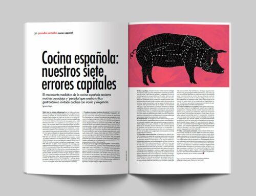 En Tintalibre, sobre el momento de la cocina española