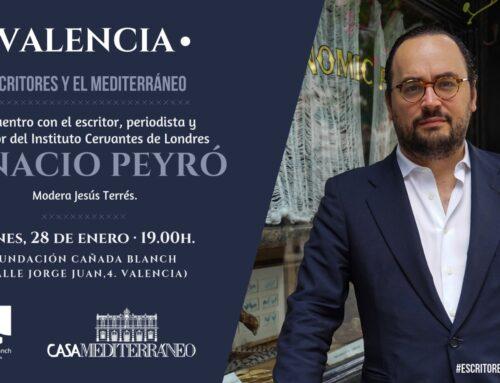 Presentación en Valencia, 28 de enero. Con Jesús Terrés