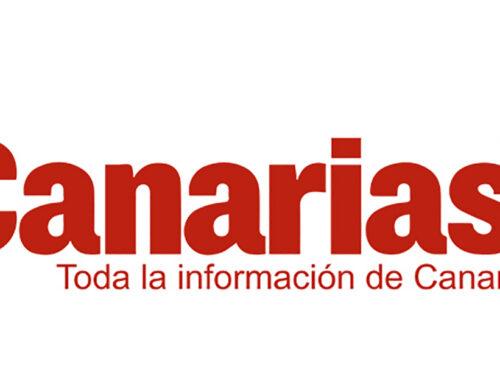 Entrevista en Canarias 7