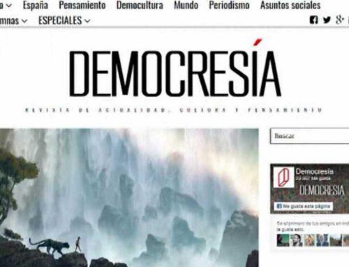 """""""Donde habita la memoria feliz"""": reseña en Democresía"""